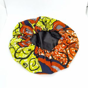 Satin sleeping bonnets